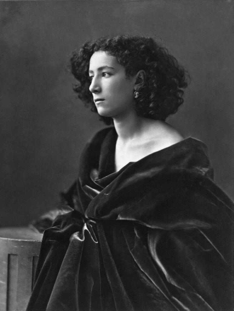 Sarah Bernhardt 20