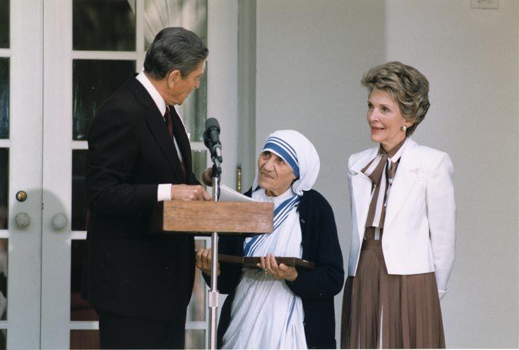 Donald Reagan 1985
