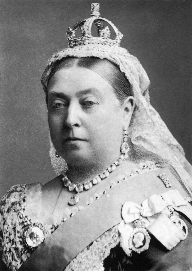 Queen Victoria 1882