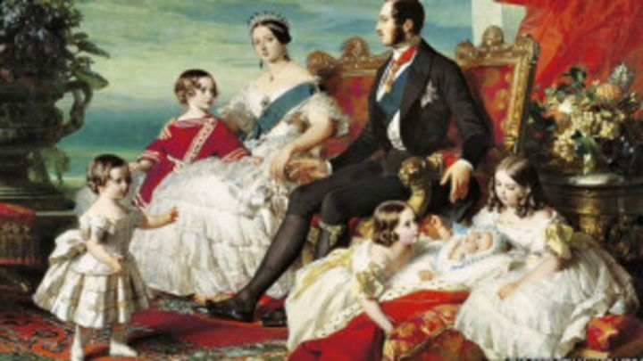 Family Queen Victoria
