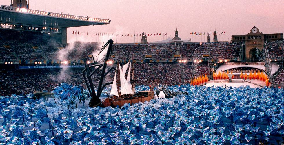Olimpic games Barcelona