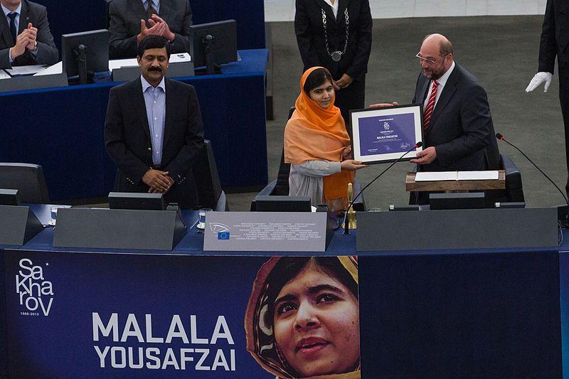 Malala Sajarov Award