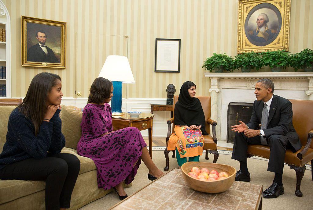 Malala Obama