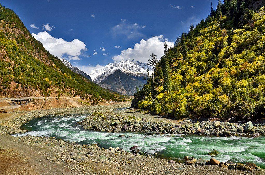 Swat Region