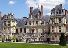 Chateaux Fontainebleau