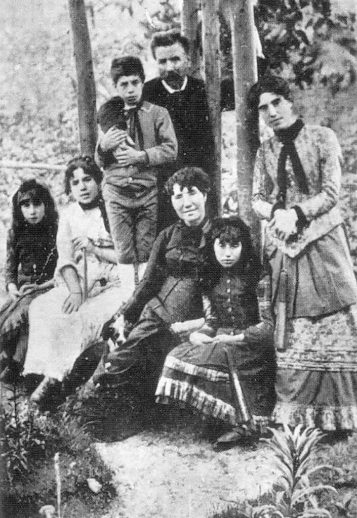 Rosalia Family