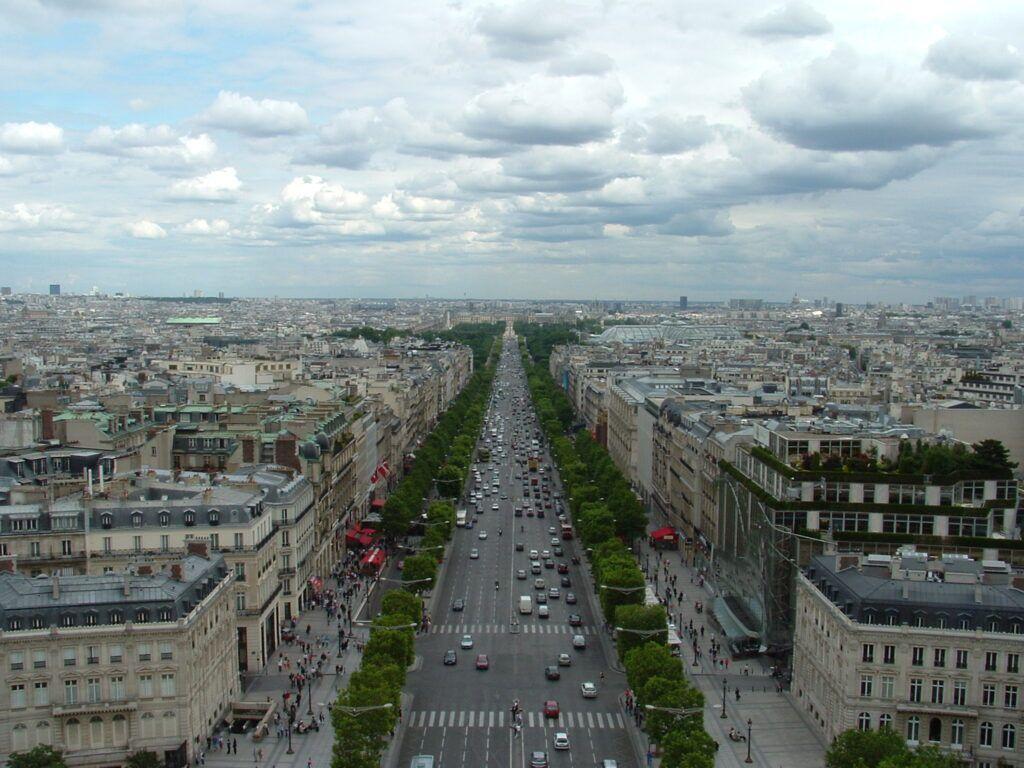 Champs Elisees