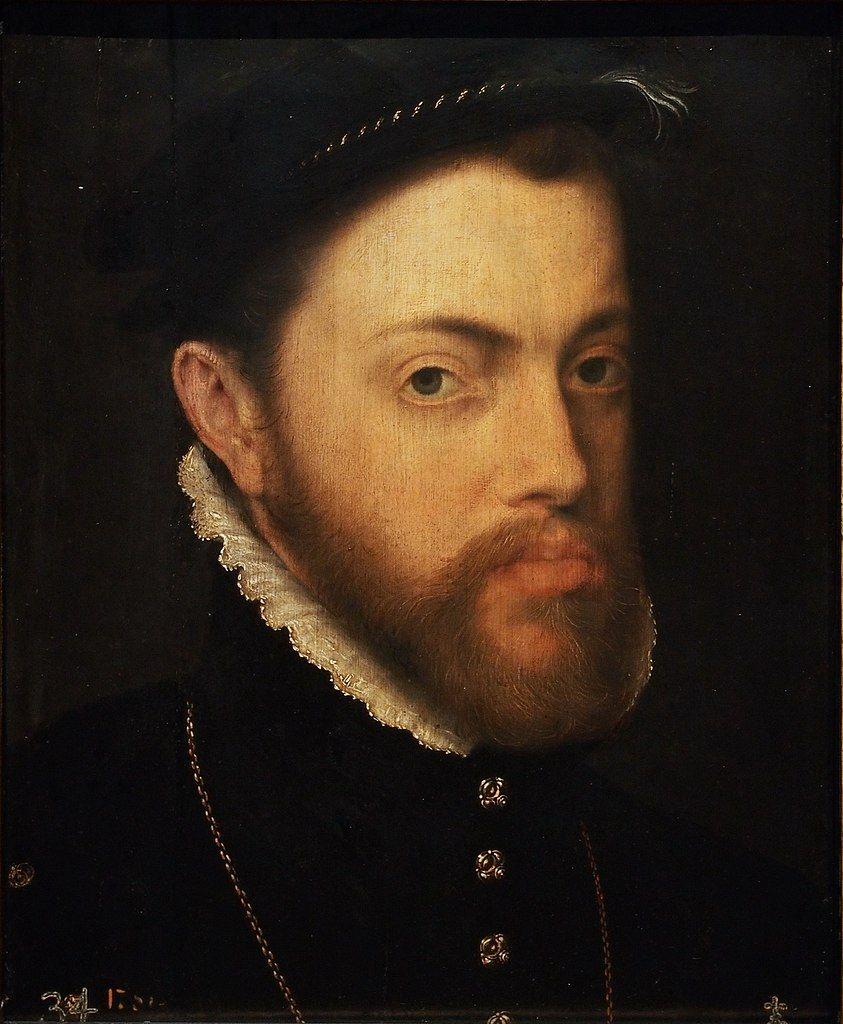 King Felipe II